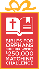 BIbles for orphans