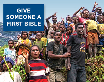 FIRST BIBLE PROJECTS