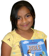 Bibles Bring Smiles to Children's Faces All Around the World
